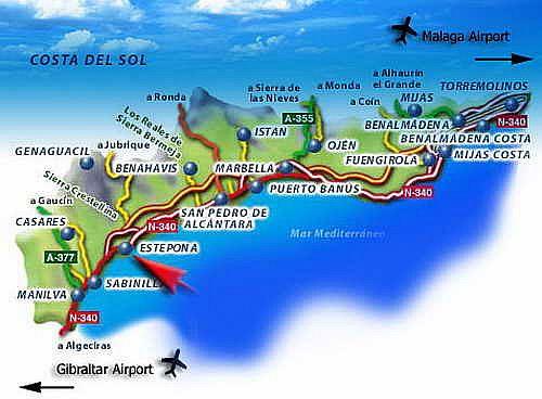 Аэропорт марбелья испания